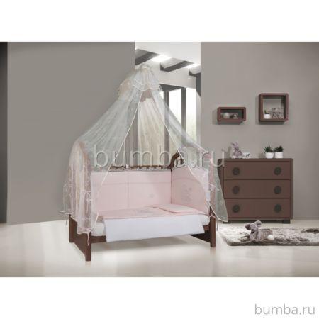 Комплект постельного белья Esspero Diamonds (6 предметов) Light Pink
