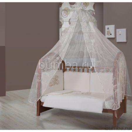 Комплект постельного белья Esspero Dalmatians (6 предметов) Beige