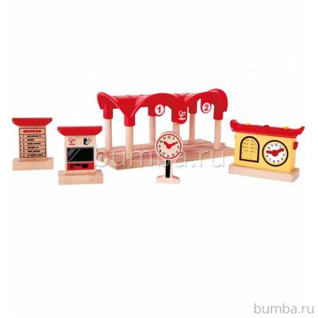 Развивающая игрушка Hape Здания и сооружения Станция
