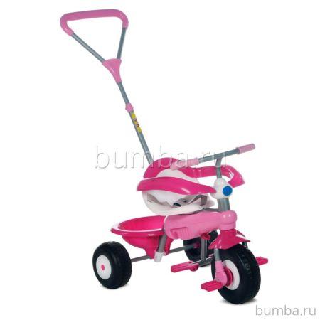 Трехколесный велосипед Smart Trike Cookie (розовый)
