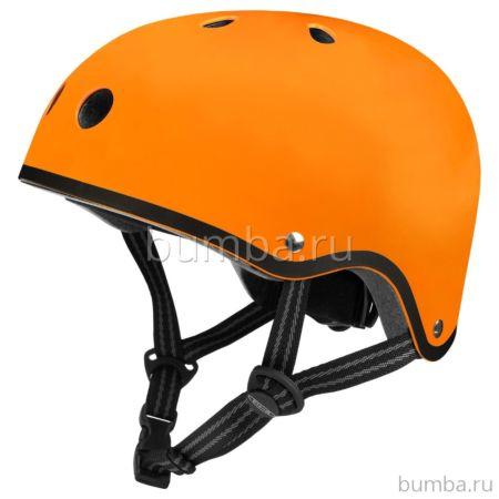 Шлем Micro (оранжевый матовый)