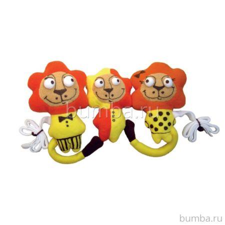 Комплект игрушек для детской кроватки Papaloni Львиная Сиеста