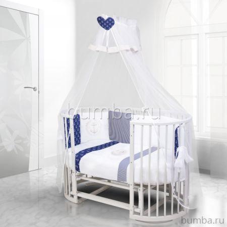 Комплект постельного белья Esspero Colorit (6 предметов) Anchor Phode Island