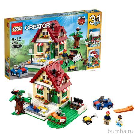 Конструктор Lego Creator 31038 Времена года
