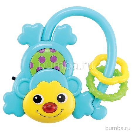Погремушка Happy Baby Monkus