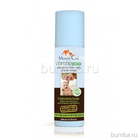 Органическое мыло жидкое Mommy Care 200 мл