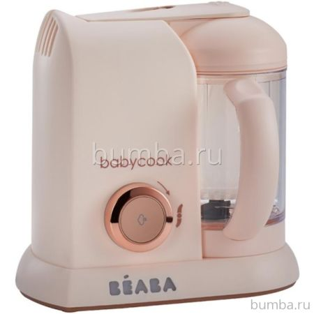 Блендер-пароварка Beaba Babycook Solo (Pink)