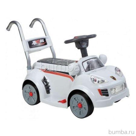 Электромобиль Jiajia B26 (белый)