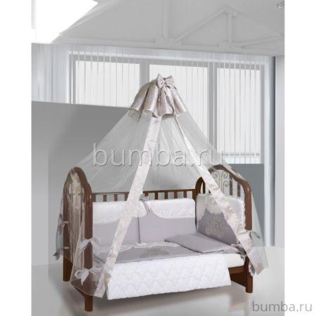 Комплект постельного белья Esspero Grand Brougham (6 предметов) Grey