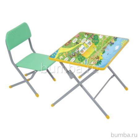 Комплект детской мебели Фея Досуг 101 (Веселая Ферма)