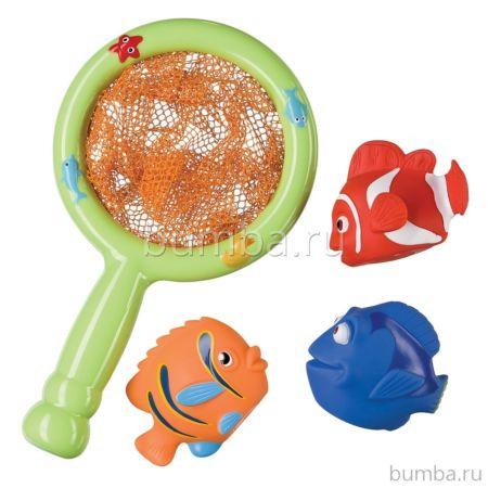 Набор игрушек Happy Baby Little Fisher