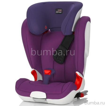 Автокресло Britax Romer KidFix II XP Mineral Purple Trendline