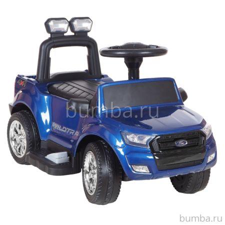 Электроминикар Ford Ranger Покраска (синий)