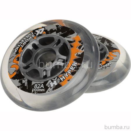 Колеса для самоката Hyper 100 (серый)