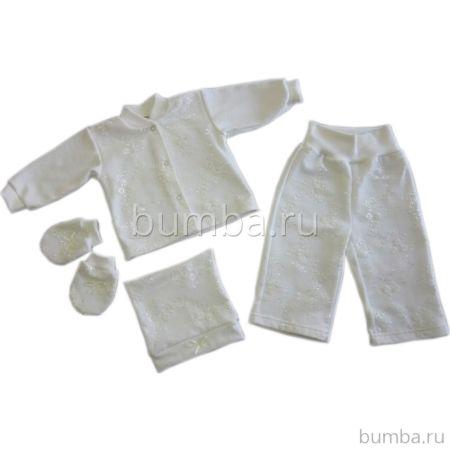 Комплект нарядный для малыша Осьминожка 4 пр.