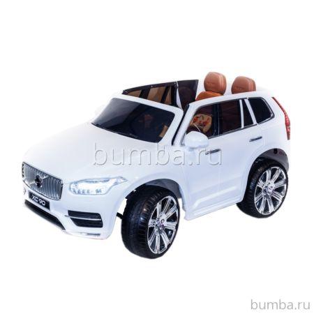 Электромобиль ToyLand Volvo XC90 (белый)