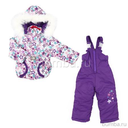 Куртка с полукомбинезоном зимние Fun Time BKF1719M