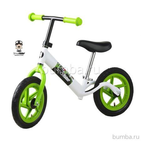 Беговел Small Rider Friends (белый/зеленый)