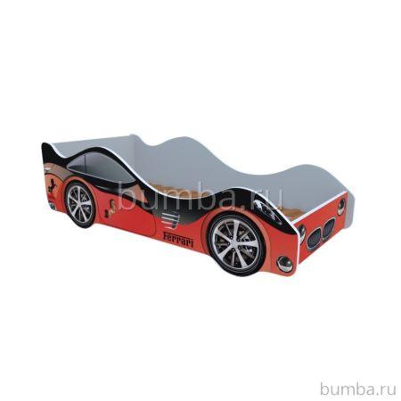 Кровать-машина Кроватка5 Машинки (Феррари)