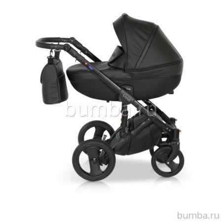 Коляска 2 в 1 Bello babies Livio (black)