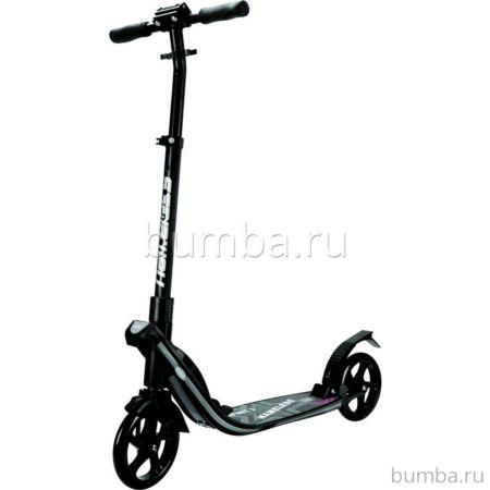 Самокат BiBiTu Sport 7 (черный)