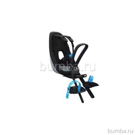 Велокресло на руль Thule Yepp Nexxt Mini до 15 кг (серое)