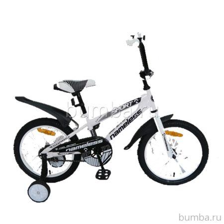 """Детский велосипед Nameless Sport 20"""" (белый)"""