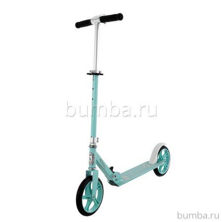 Самокат Vinca Sport (голубой) ДИСКОНТ