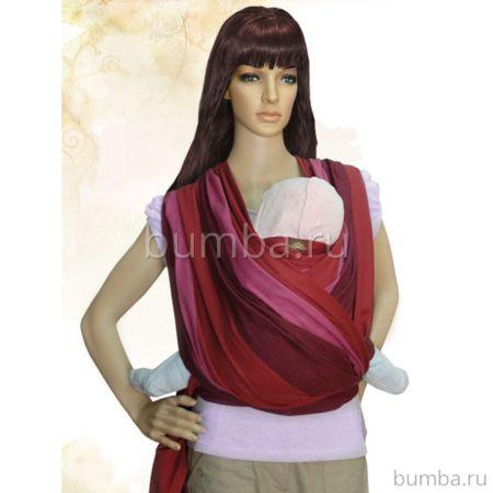 Слинг-шарф Спелая Вишня
