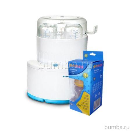 Стерилизатор детских бутылочек Maman LS-B302
