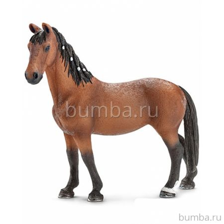 Тракененская лошадь кобыла Schleich