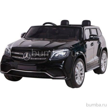 Электромобиль Coolcars Mercedes Benz GLS63 Luxury 4x4 2.4G (черный)