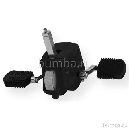 Комплект педалей для беговела JD Bug (черный)