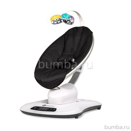 Кресло-качалка 4moms MamaRoo 4.0 (черный)