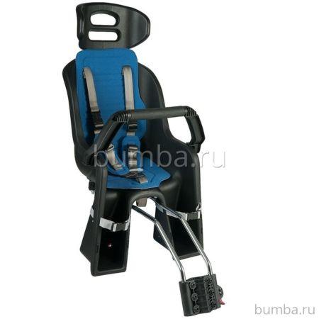Велокресло на подседельную трубу Sunnywheel до 22 кг (черное)