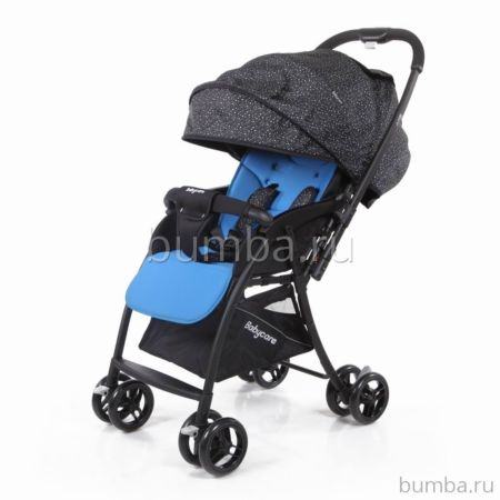 Коляска прогулочная Baby Care Sky (light blue)