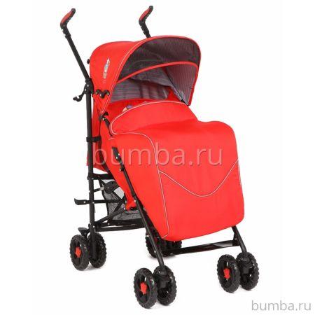 Коляска-трость Glory 1109-2 (Красный)