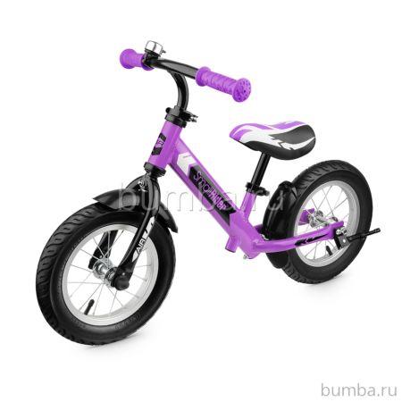 Беговел Small Rider Roadster 2 AIR (фиолетовый)