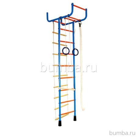 Детский спортивный комплекс Альпинистик Трансформер 3-5