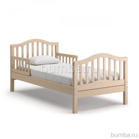 Кровать Nuovita Gaudio Sbiancat