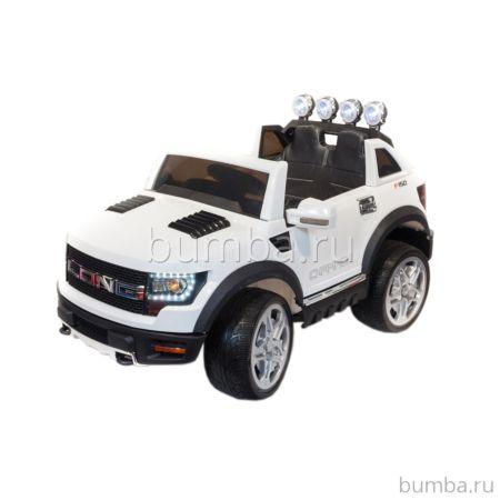 Электромобиль ToyLand BBH1388 (белый)