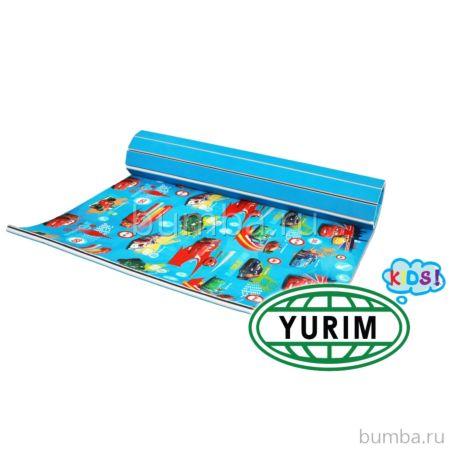 Развивающий ролл-мат Yurim Disney 145х200х3см (Тачки)