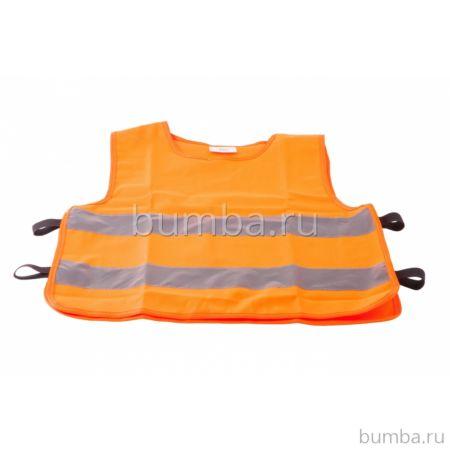 Светоотражающий жилет Vinca Sport (оранжевый)