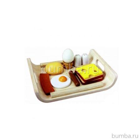 Деревянный набор PlanToys Завтрак