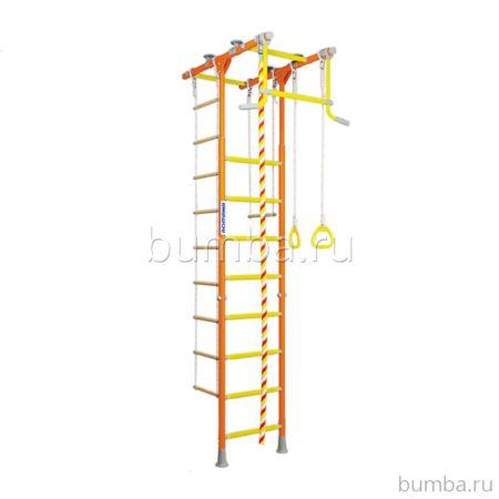 Детский спортивный комплекс Romana Kometa 1 (оранжевый)