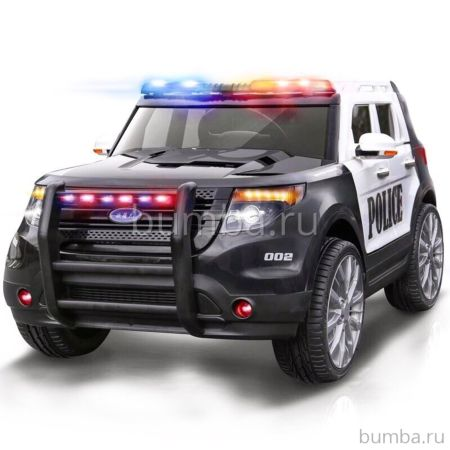 Электромобиль Coolcars Ford Police Car