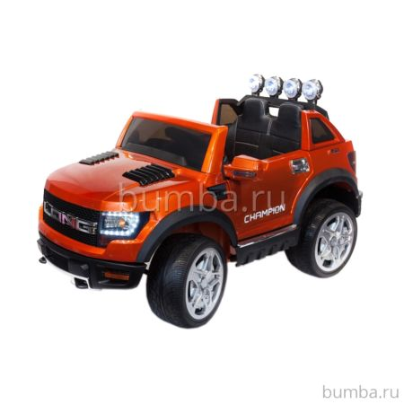Электромобиль ToyLand BBH1388 (оранжевый)