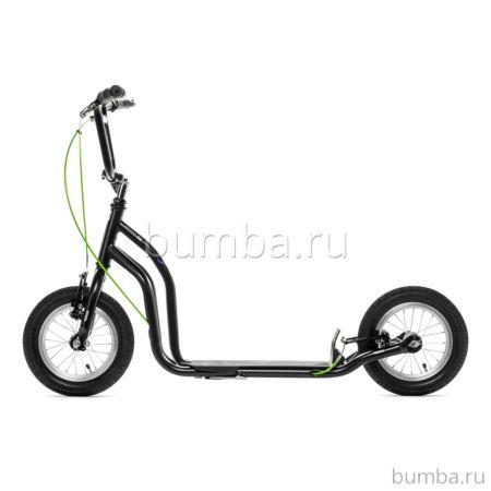 Самокат Yedoo Ox Premium (black) ДИСКОНТ