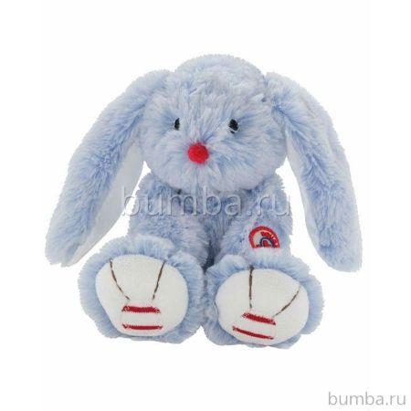 Мягкая игрушка Kaloo Заяц Руж большой 38 см (Голубой)