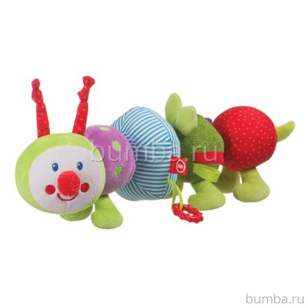 Игрушка Happy Baby IQ-Caterpillar